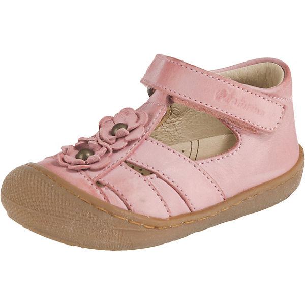 online store 9a6b7 934f5 Naturino, Baby Sandalen für Mädchen, rosa
