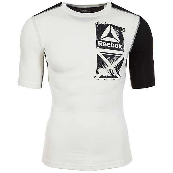 Reebok Activchill Graphic Compression Trainingsshirt Herren