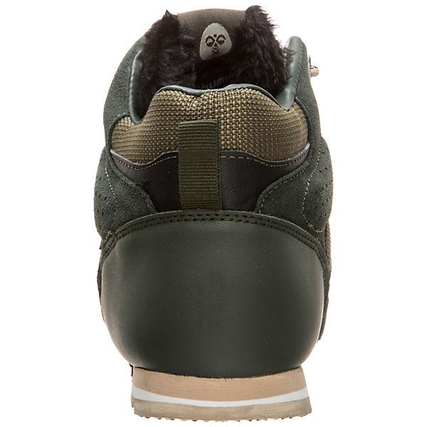 Grün Herren Hummel Forest Root Sneaker Nordic 9EHIWD2