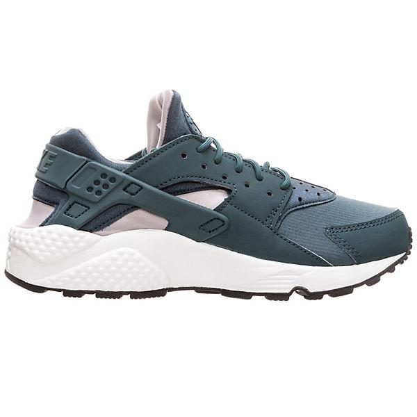 buy online 0e8fa 35fcf Nike Sportswear, WMNS Air Huarache Run Sneaker Damen, grün