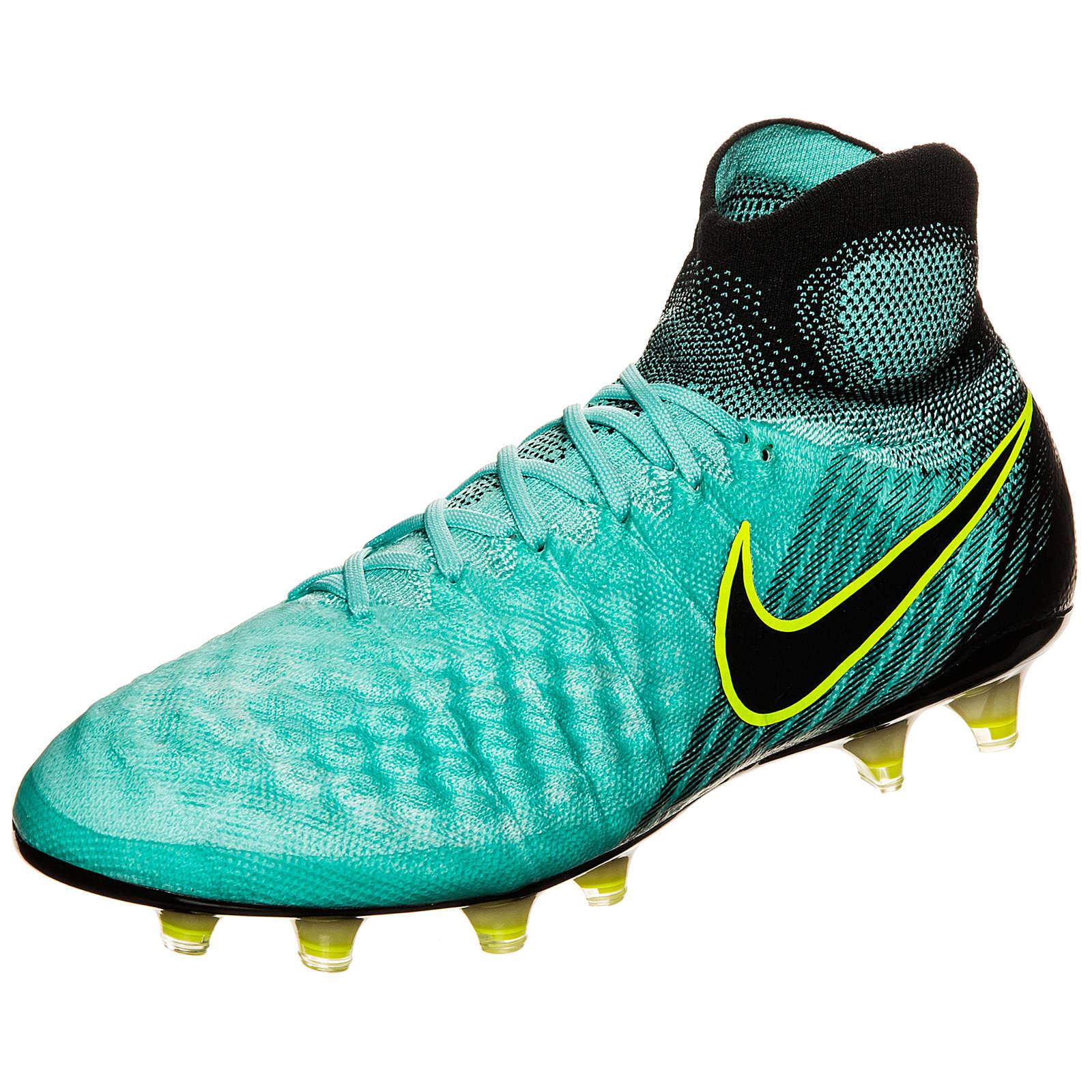 Nike Performance Nike Magista Obra II FG Fußballschuh Damen türkis Damen Gr. 38,5