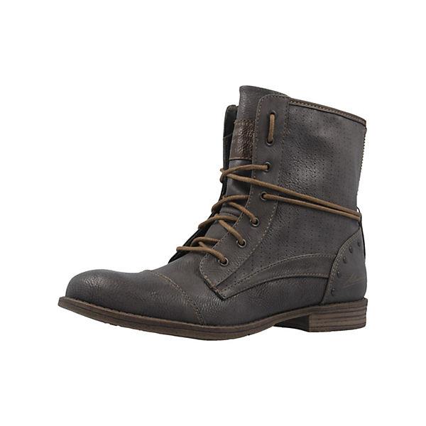 MUSTANG, MUSTANG, MUSTANG, Stiefel, grau  Gute Qualität beliebte Schuhe fabc6d