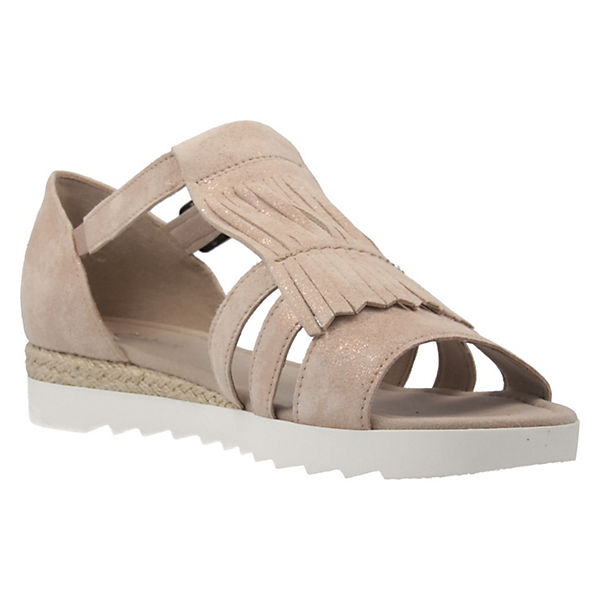 Gabor, Gabor, Gabor, Sandalen, beige  Gute Qualität beliebte Schuhe 7c58cc