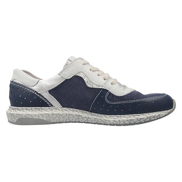 Josef Seibel, Halbschuhe Lia 21, blau beliebte  Gute Qualität beliebte blau Schuhe e4fea8