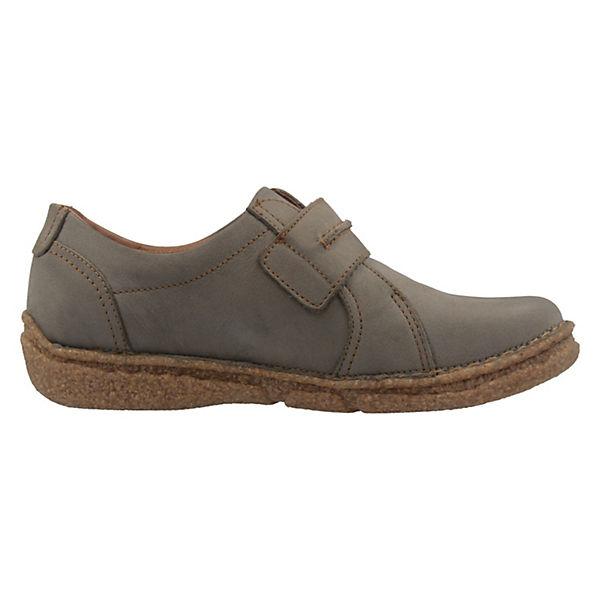 Josef Seibel, Seibel, Seibel, Halbschuhe Neele 16, grau  Gute Qualität beliebte Schuhe 11dbef
