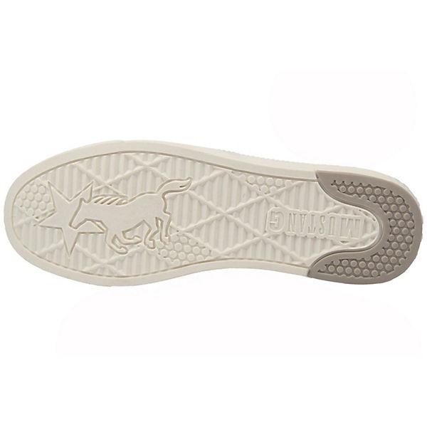 MUSTANG, beliebte Slipper, silber  Gute Qualität beliebte MUSTANG, Schuhe 9513ce