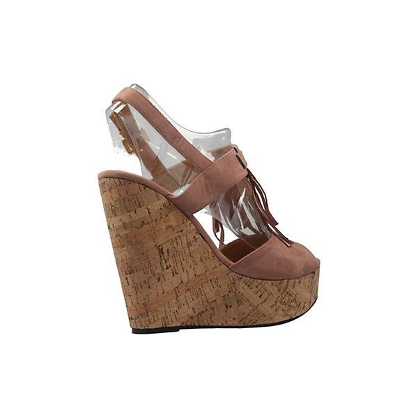 Andres Machado, braun Sandalette AM5127, braun Machado,  Gute Qualität beliebte Schuhe 62acf2