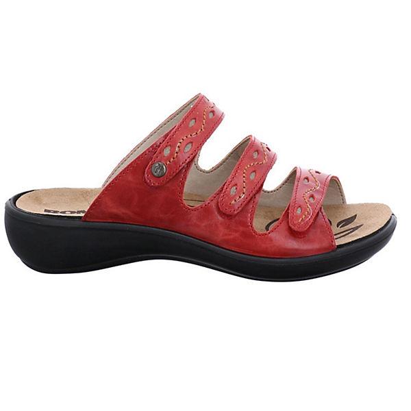 ROMIKA, Pantoletten Pantoletten Pantoletten Ibiza 66, rot  Gute Qualität beliebte Schuhe aebcdf