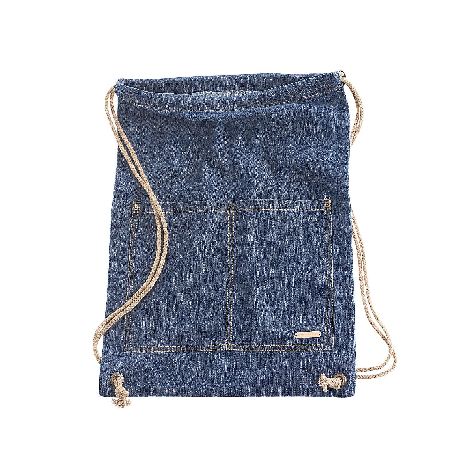 LIVING CRAFTS Matchbag indigo