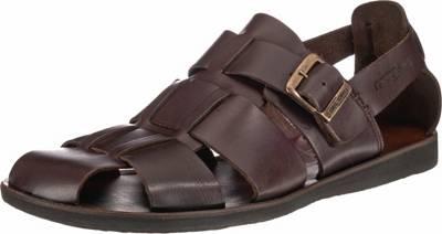 camel active, Coast 12 Klassische Sandalen, schwarz Schuhe