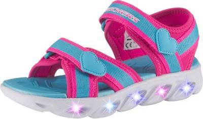 SKECHERS, Sandalen HYPNO SPLASH für Mädchen, pink