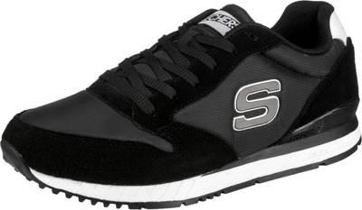 Skechers Sunlite Waltan Sneaker weiß | Markenschuhe