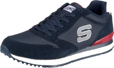 SkechersSunlite SkechersSunlite LowDunkelblau Sneakers Waltan LowDunkelblau Waltan SkechersSunlite Sneakers D2WIEH9
