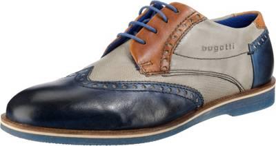 bugatti Business Schuhe in grau günstig kaufen   mirapodo