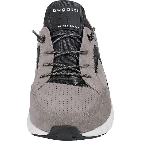 Bugatti Bugatti Taupe Sneakers Sneakers Low Kona Low Taupe Kona SUGqMLzpV
