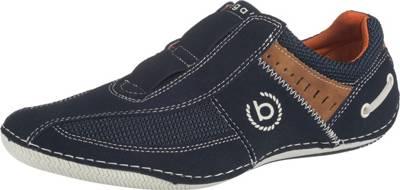 Bugatti Sneakers Schnürschuhe Vans Sportschuhe NEU in