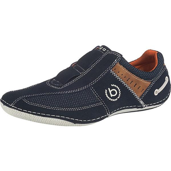 on sale 1bdc4 c34af bugatti, Canario Sneakers Low, dunkelblau
