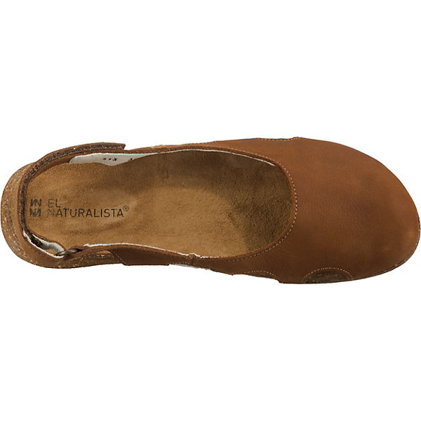 Klassische Sandalen Naturalista Wakataua El Cognac EHq0zwqxn