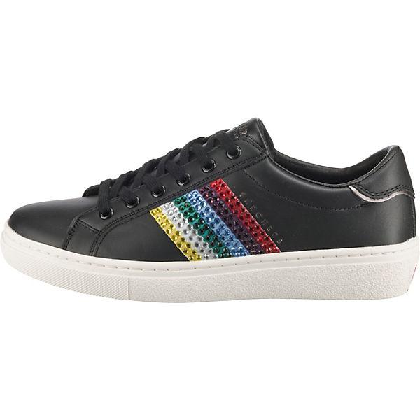 SKECHERS, GOLDIERAINBOW ROCKERS Sneakers Niedrig, Niedrig, Niedrig, schwarz-kombi  Gute Qualität beliebte Schuhe 9746c7