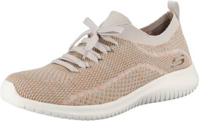 Details zu Skechers Elite Flex Herren Sneaker Fitness Schuhe Slip on BBK schwarz