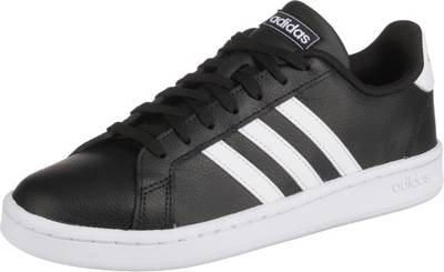 adidas Sport Inspired, Grand Court Sneakers Low, schwarz