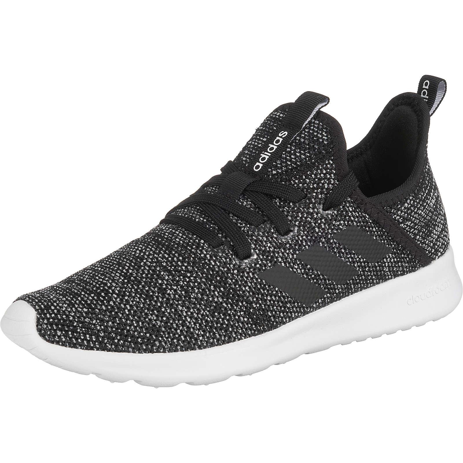 1093782bcab97 adidas Sport Inspired Cloudfoam Pure Sneakers Low schwarz Damen Gr. 37 1 3
