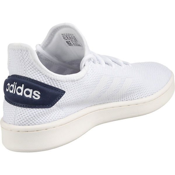 Adidas Sport Inspired Court Adapt Sneakers Low Weiß