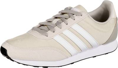 adidas Sport Inspired, V Racer 2.0 Sneakers Low, weiß