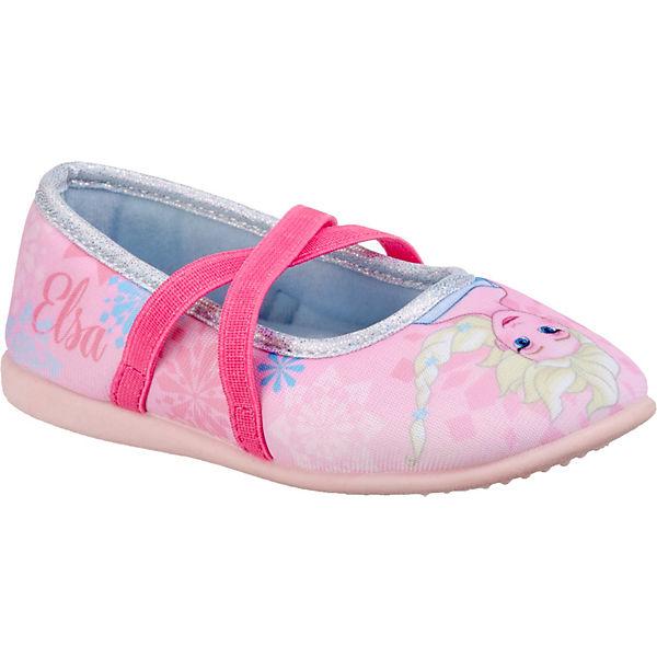 Gutes Angebot Disney Die Eiskönigin Disney Die Eiskönigin Hausschuhe für Mädchen pink