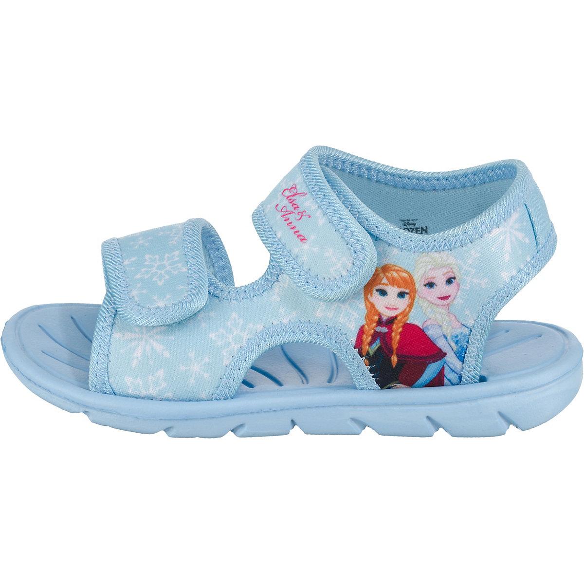 Disney Die Eiskönigin, Eiskönigin Sandalen Für Mädchen, Hellblau