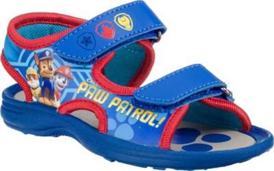 PAW Patrol, PAW Patrol Sandalen für Jungen, blau CdcfS