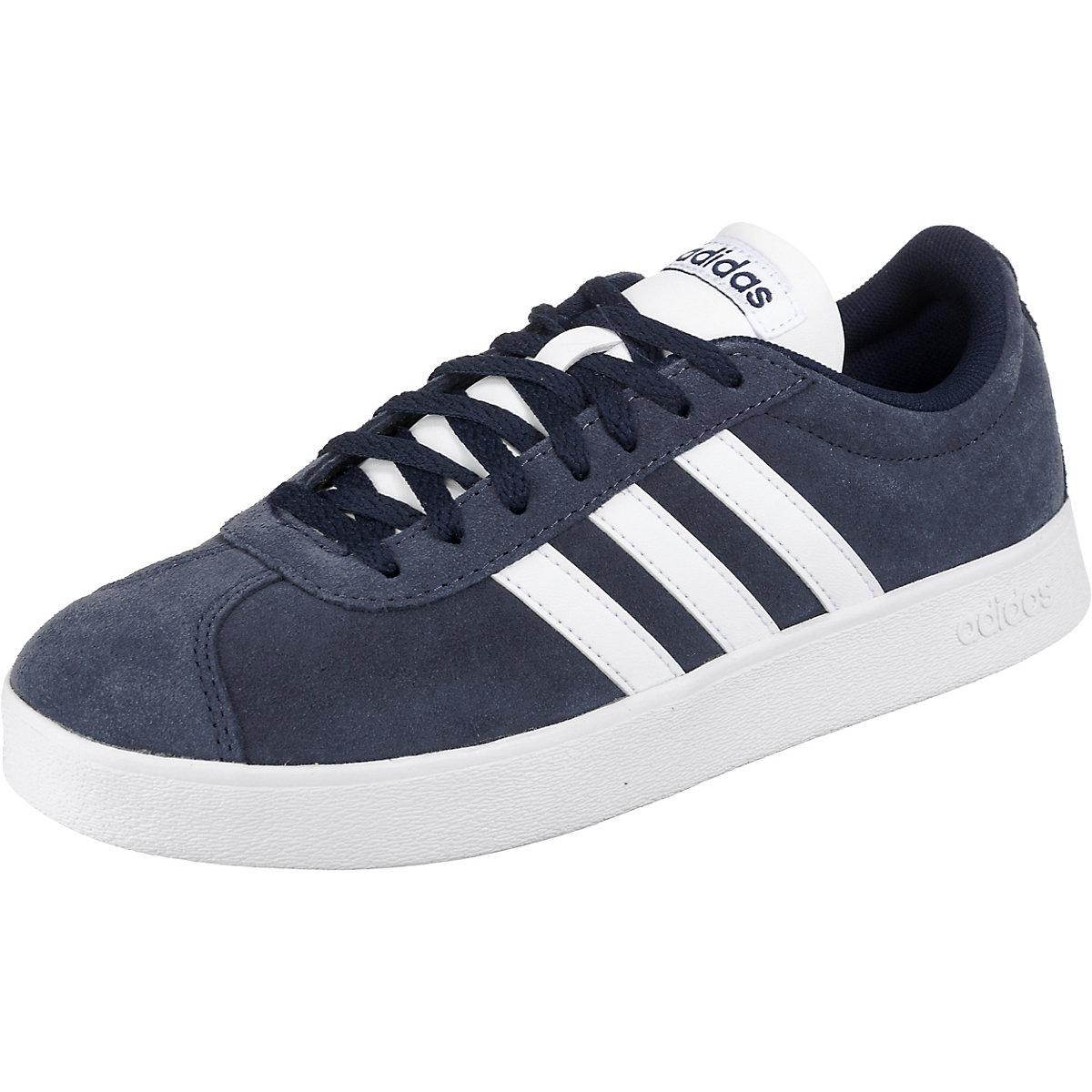 Adidas Sport Inspirot, Vl Court 2.0 Turnschuhe Low, dunkelblau  Gute Qualität beliebte Schuhe