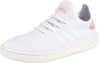 adidas Sport Inspired, Court Adapt Sneakers Low, weiß