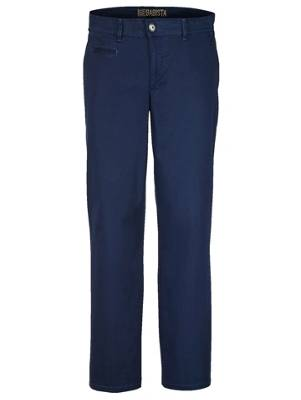 ADIDAS STOFFHOSE HERREN Hose Pants Gr. INT M Baumwolle blau