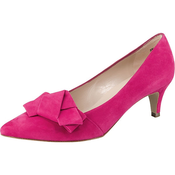 huge discount e1417 9b3e9 PETER KAISER, Klassische Pumps, pink