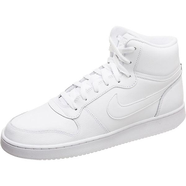 968f44280db7 Nike Sportswear, Ebernon Mid Sneaker Herren, weiß   mirapodo