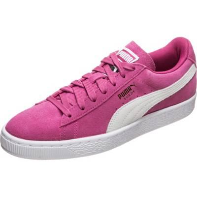 PUMA, Suede Classic Sneaker Damen, lila | mirapodo