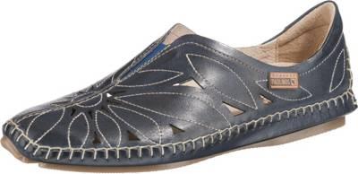 Pikolinos, JEREZ Klassische Slipper, blau