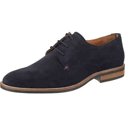 ESSENTIAL SUEDE LACE UP DERBY Business Schuhe