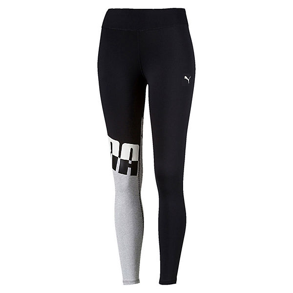 Tights All Me 7/8 in sportlichem Look 516981-0001