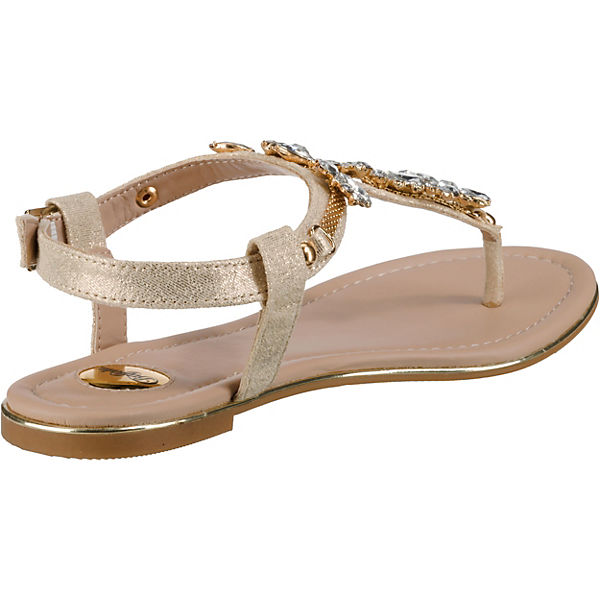 steg steg Buffalo Gold T Buffalo T sandalen sandalen qXC6wffTn
