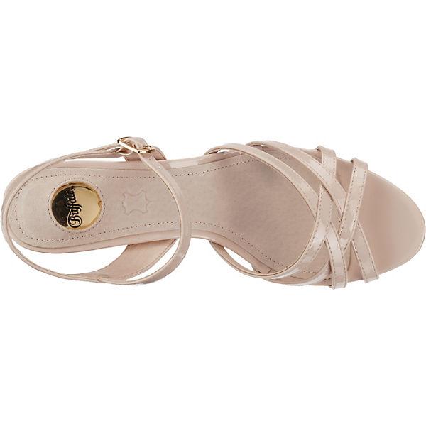 Buffalo Sandaletten Buffalo Nude Agneta Klassische Sandaletten Nude Nude Agneta Buffalo Agneta Klassische Sandaletten Klassische w64Rgxq0wH