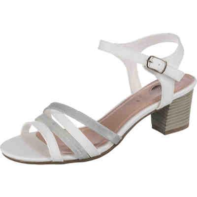 big sale 06926 b1077 Silberne Sandaletten günstig online kaufen   mirapodo