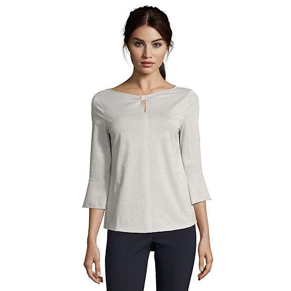 3 Weiß shirts arm Basic shirt 4 Betty Barclay FKTc31Jl