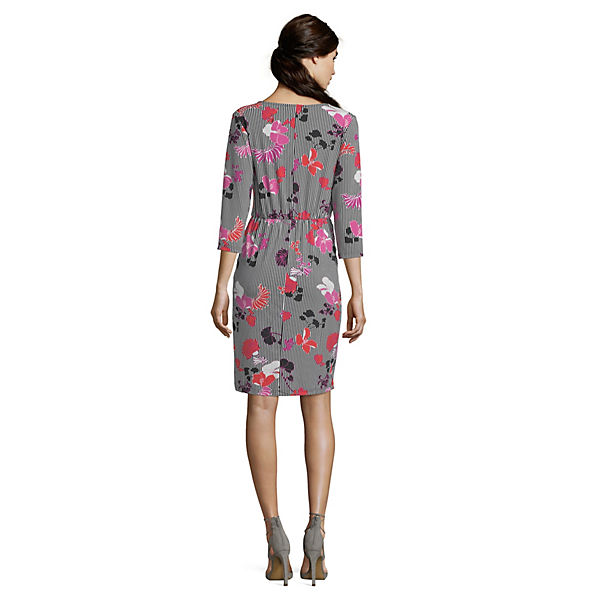 Mehrfarbig Jerseykleid Kleider Barclay Betty Betty mnw8v0N