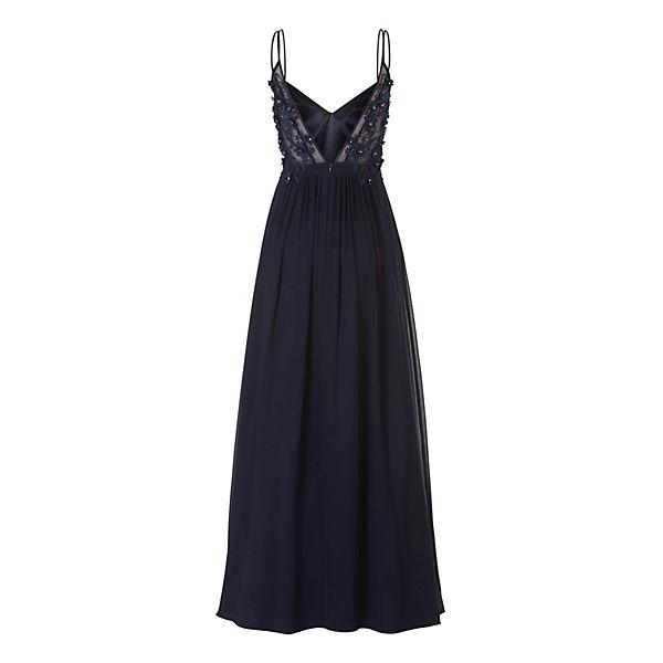 Mont Mehrfarbig Abendkleid Vera Vera Abendkleider 8NnwO0PkX
