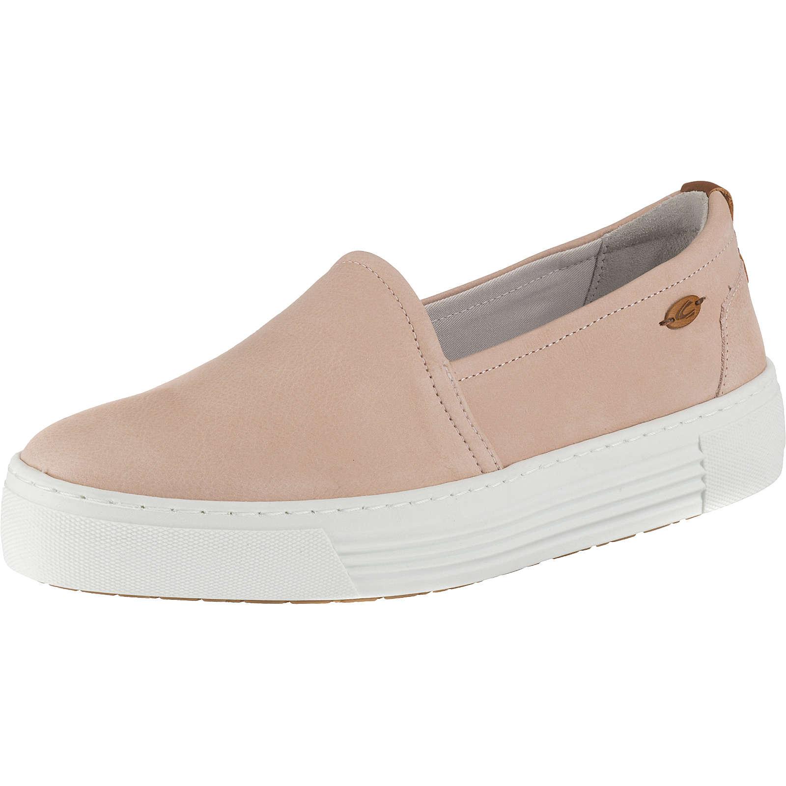camel active Innocence 71 Sneakers Low rosa/weiß Damen Gr. 37,5