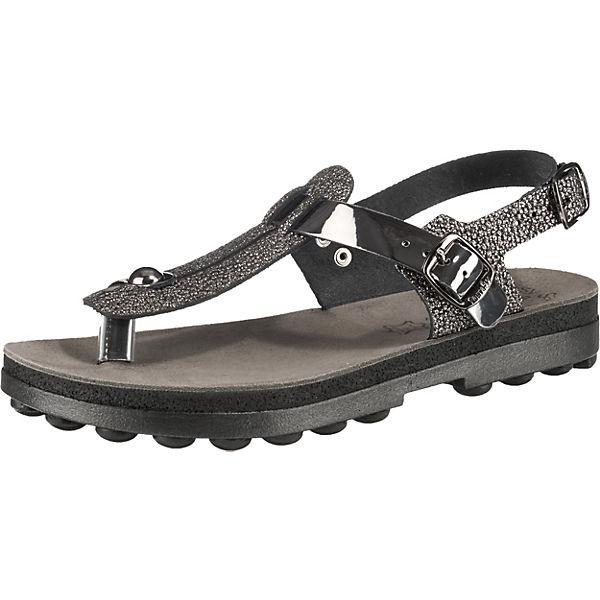 newest 3ea7a 15a40 Fantasy Sandals, Marilena Komfort-Sandalen, silber