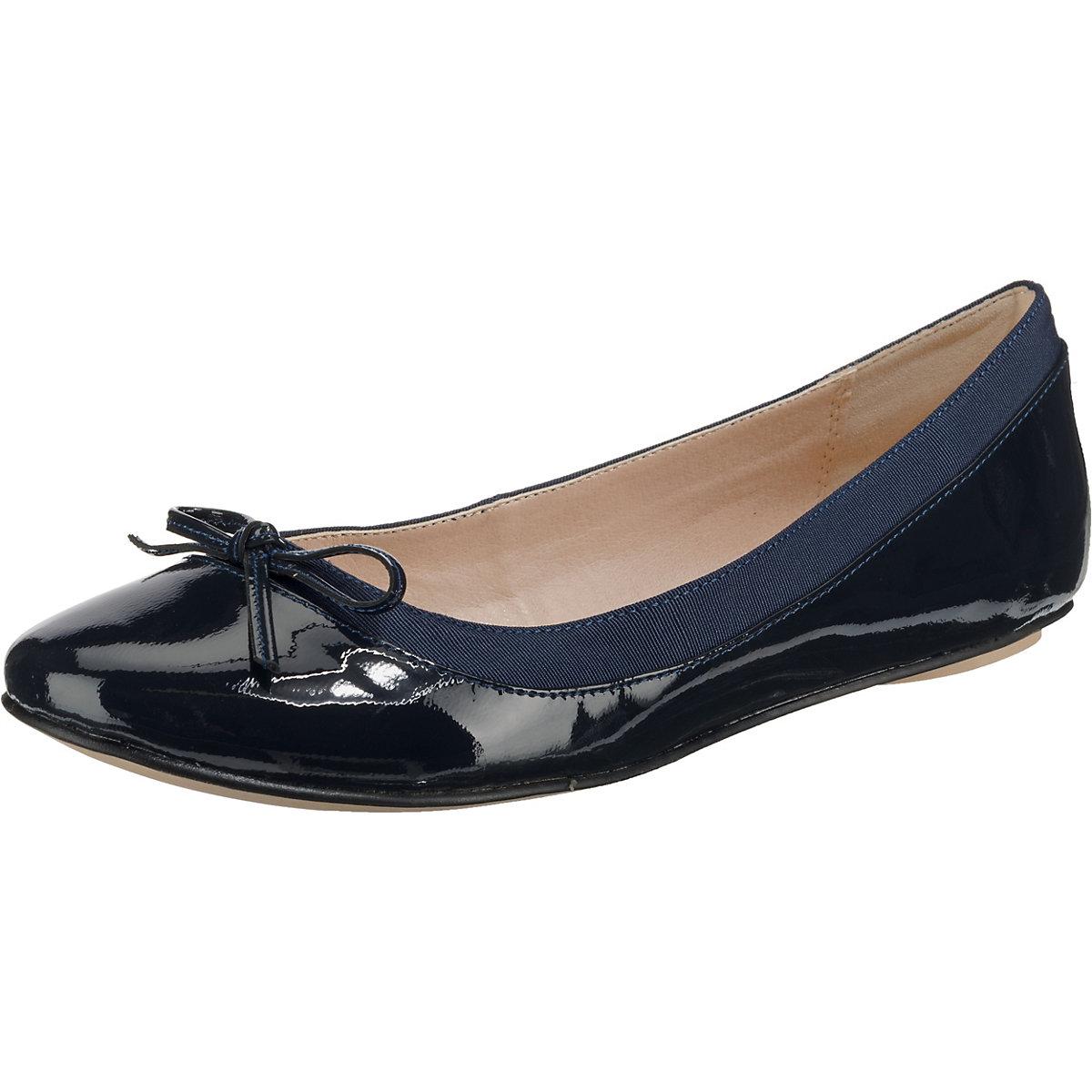 BUFFALO, Annelie Klassische Ballerinas, dunkelblau  Gute Qualität beliebte Schuhe