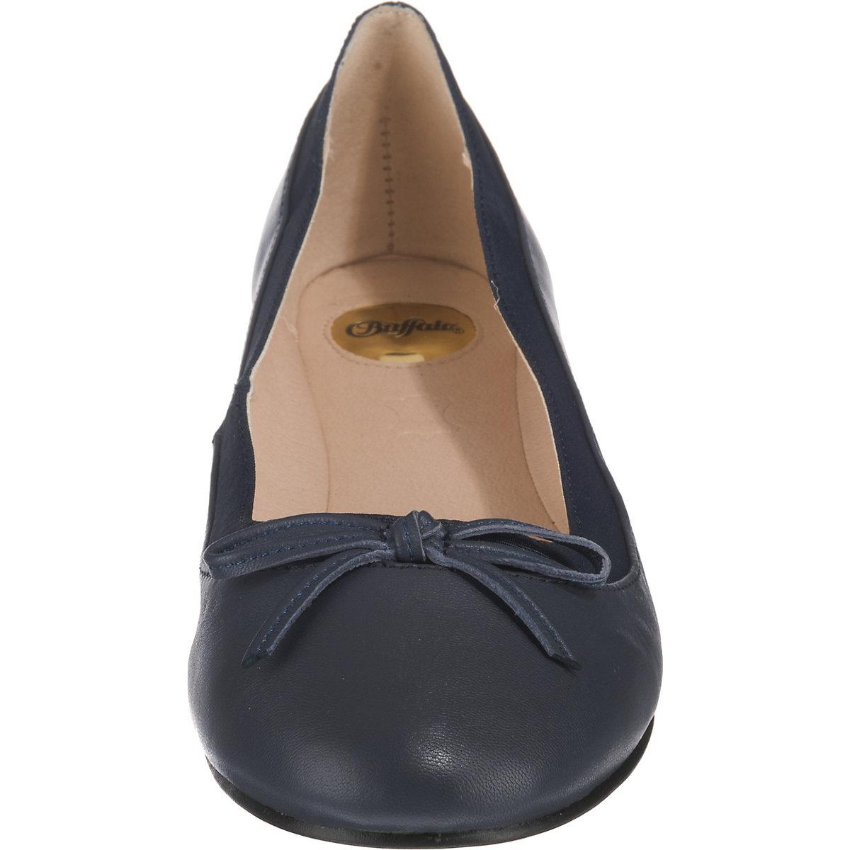 BUFFALO Annelie 2 Klassische Ballerinas dunkelblau